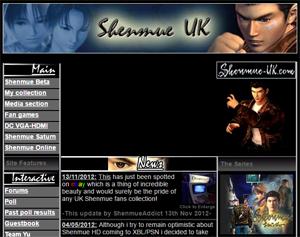 Shenmue-UK