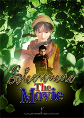 Poster for Shenmue: The Movie